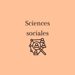 sciences sociales 2e degré