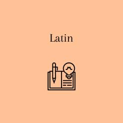 latin_2e degré