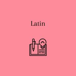 latin_3e degré